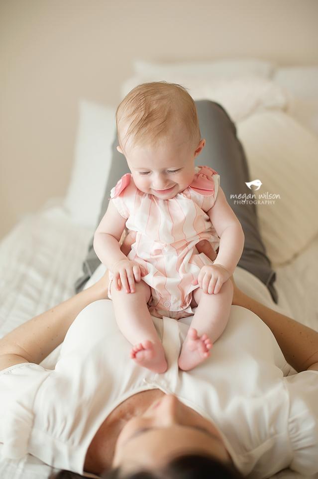 Woodstock Baby Photographer